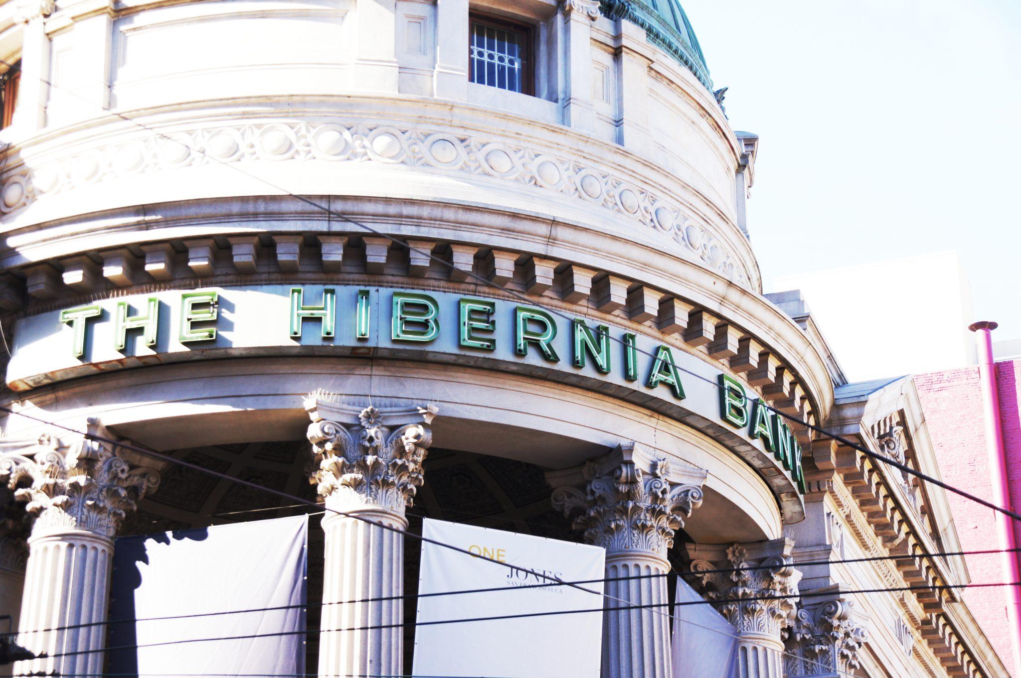The hierbernia bank