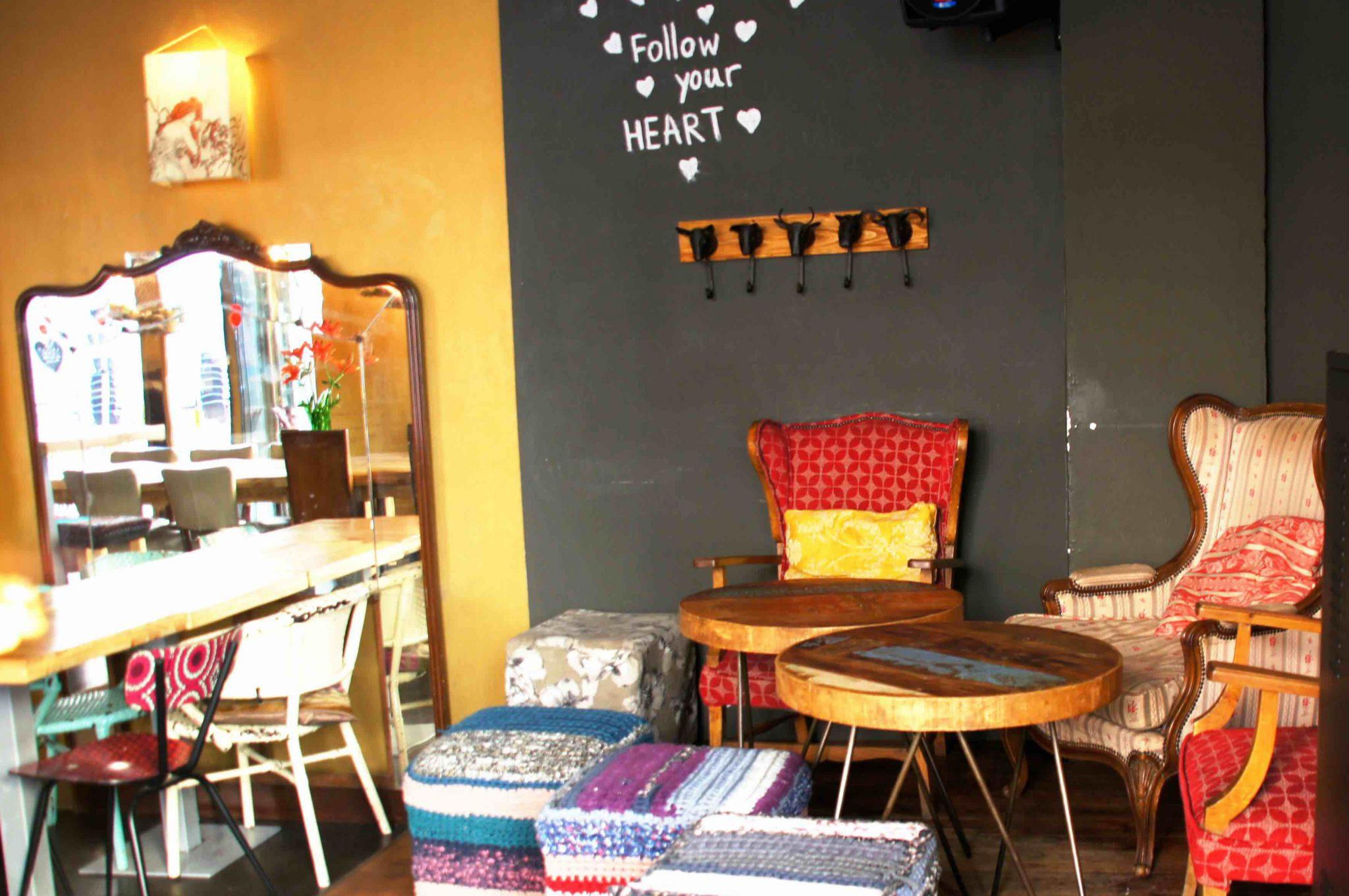 Alsur Cafe in Barcelona