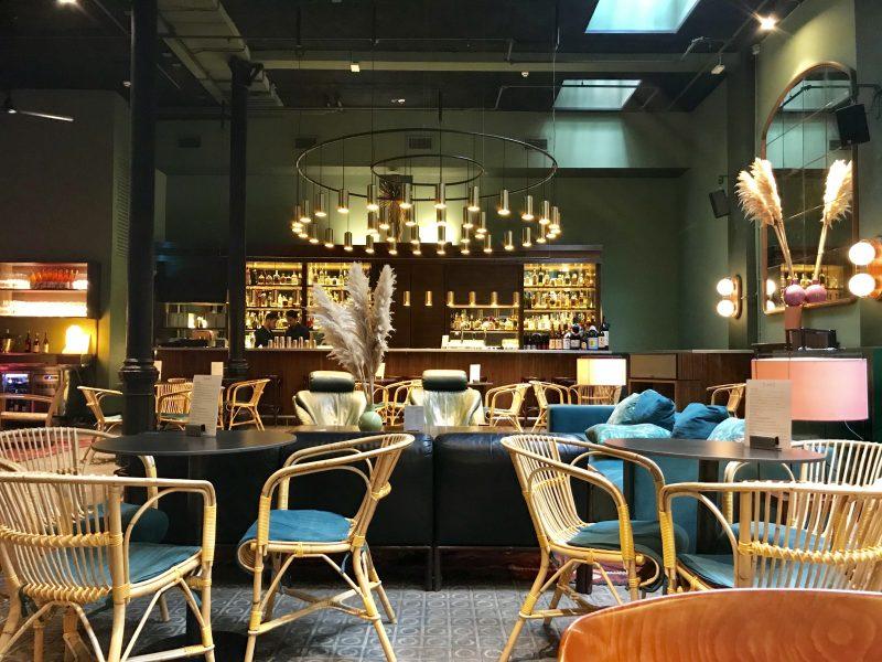 Cafe in Barcelona_ Casa Bonay