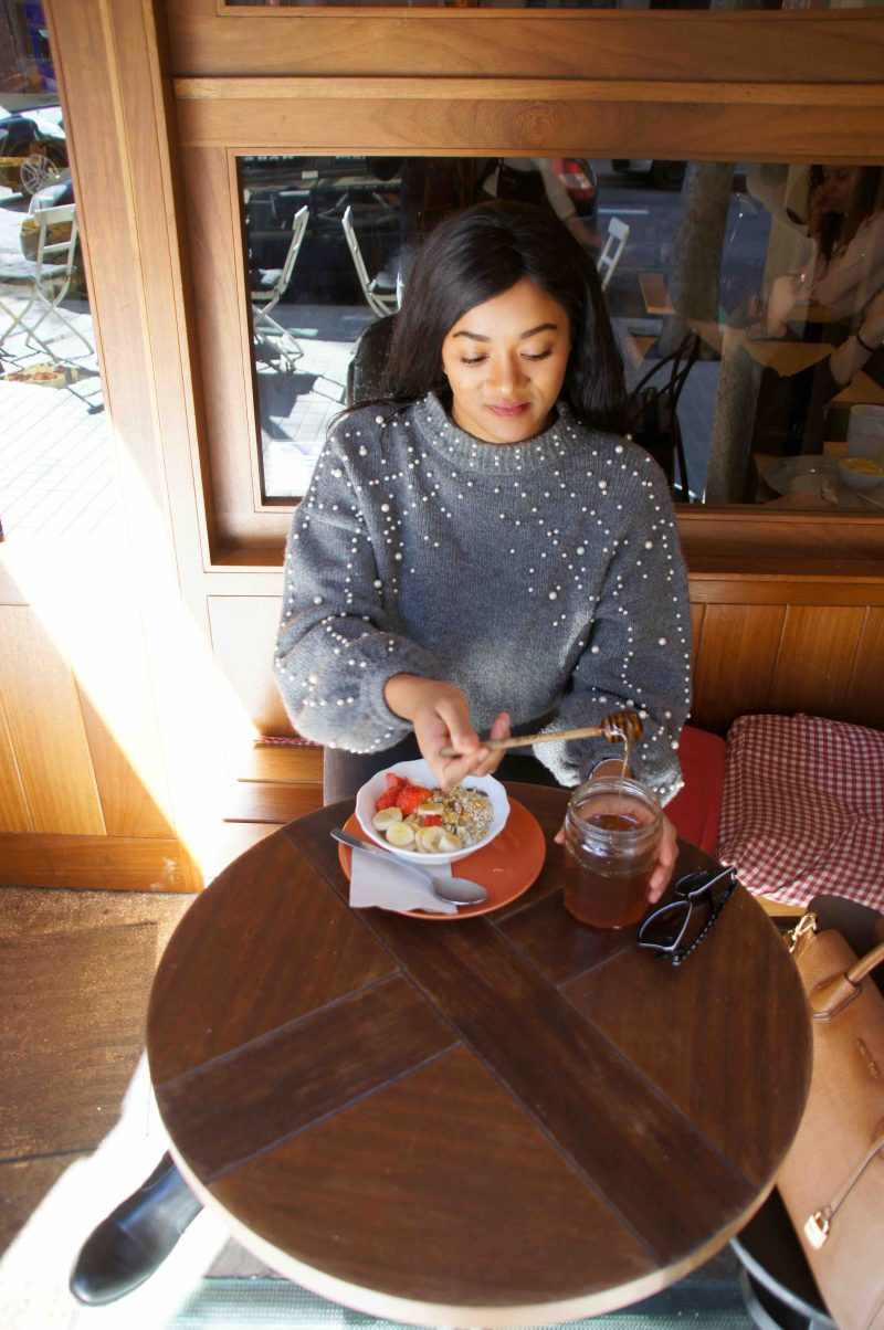 Cafés in Barcelona: Manso's Café