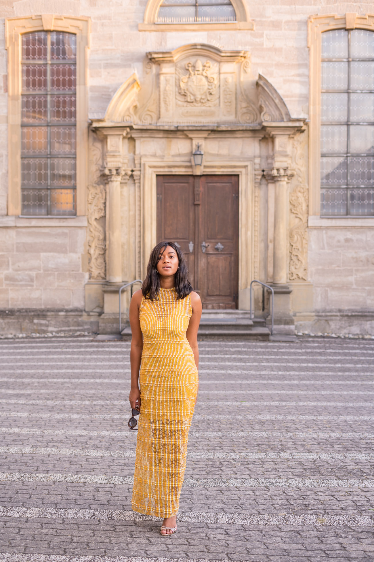 October Update // The Yellow Maxi Dress