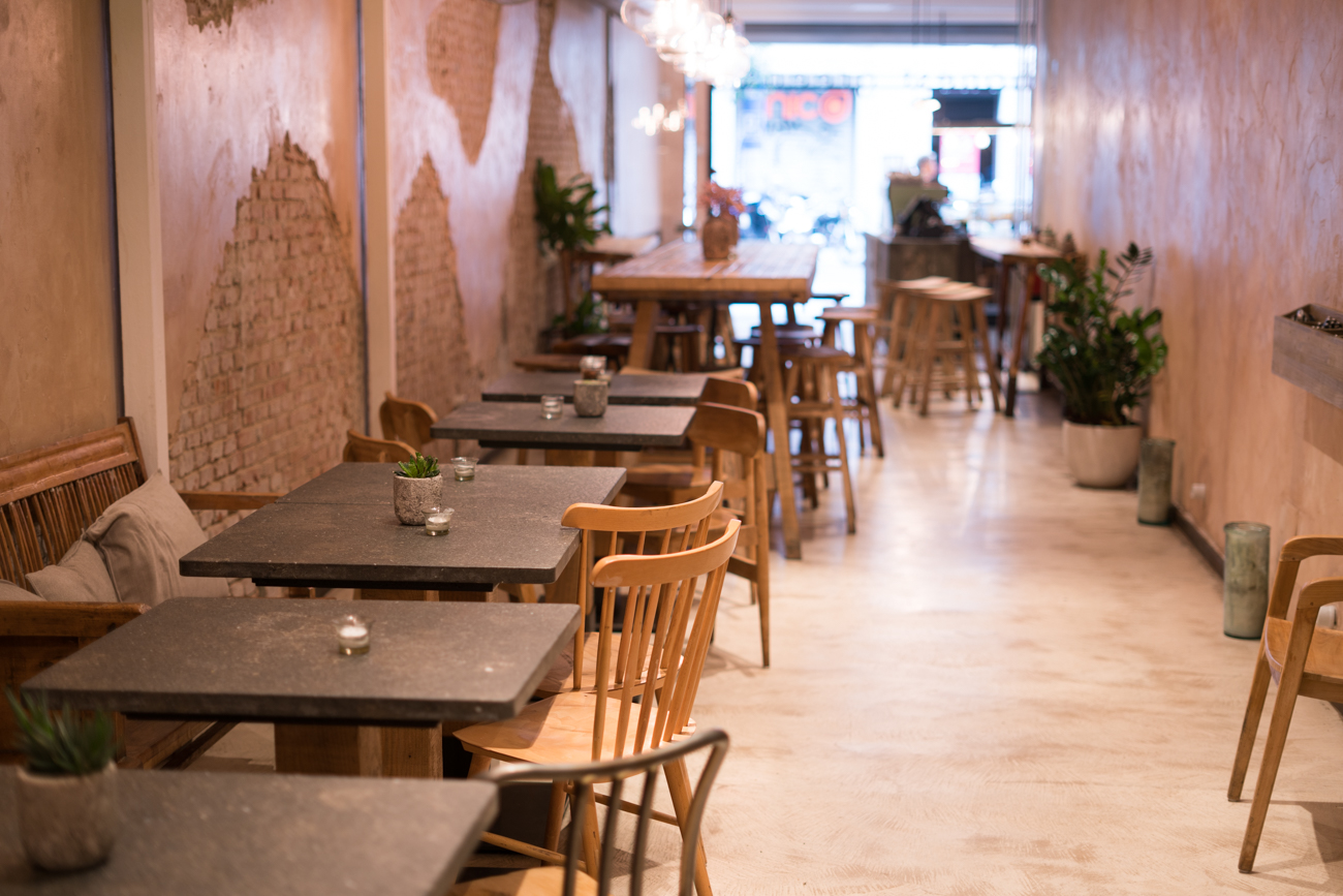 Instagram worthy spots in Madrid HONEST GREENS