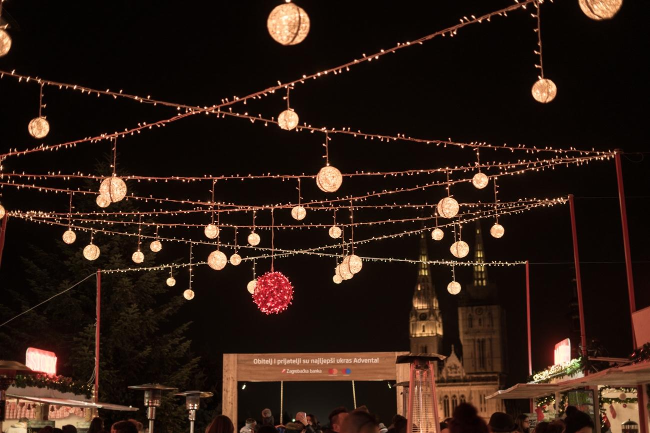 Christmas Market in Zagreb