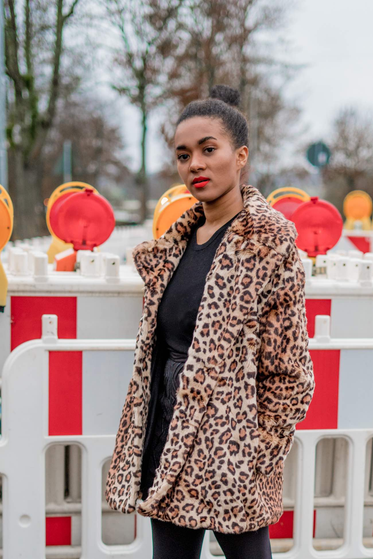 5 ways to style animal print in every season