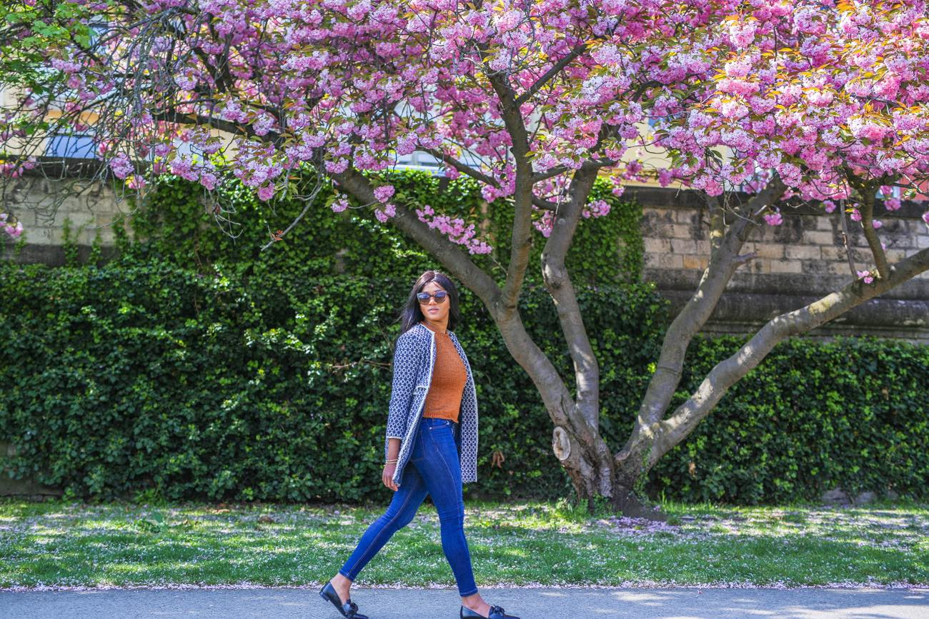 COATS TO WEAR IN SPRING