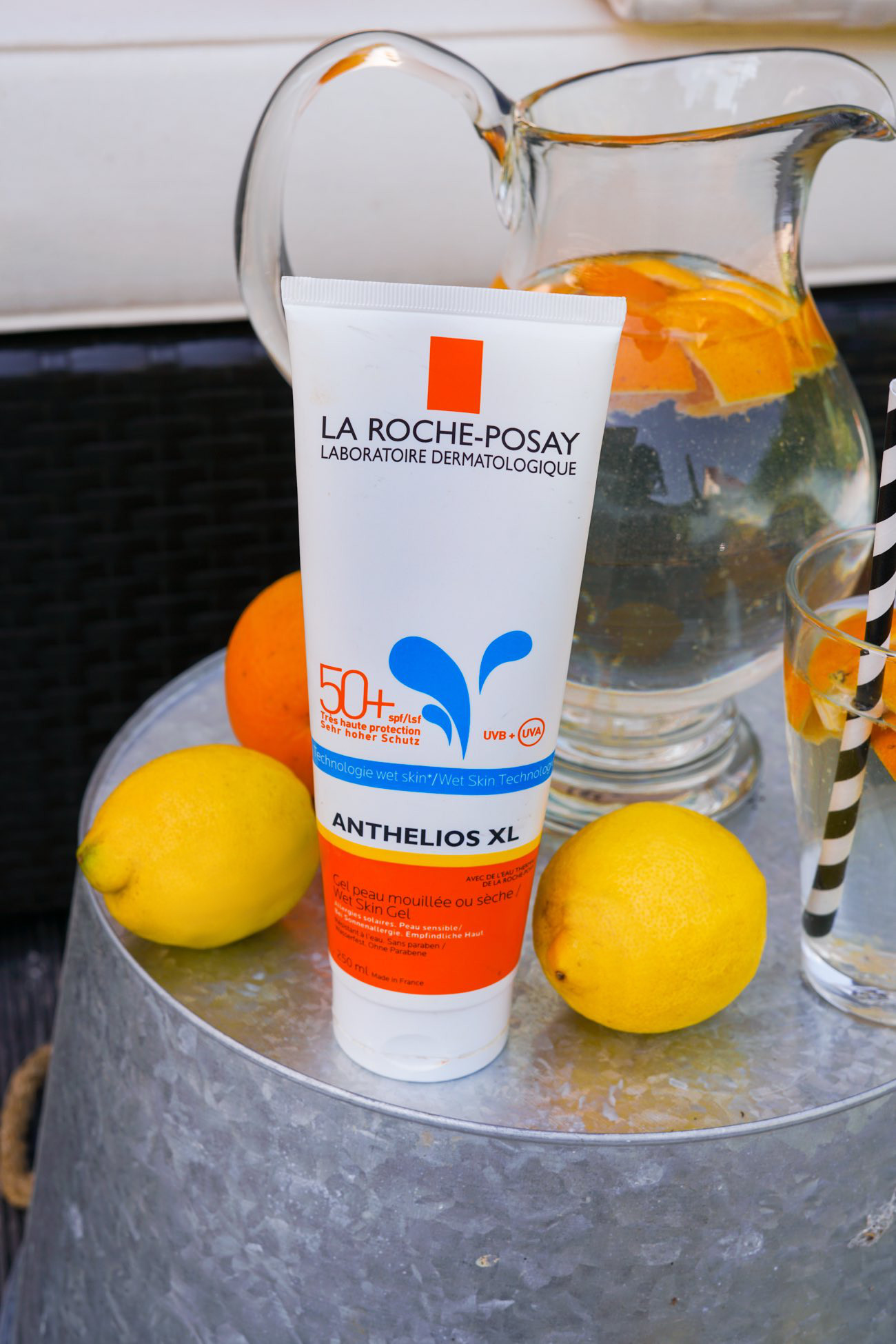 sunscreen protection la-roche-posay