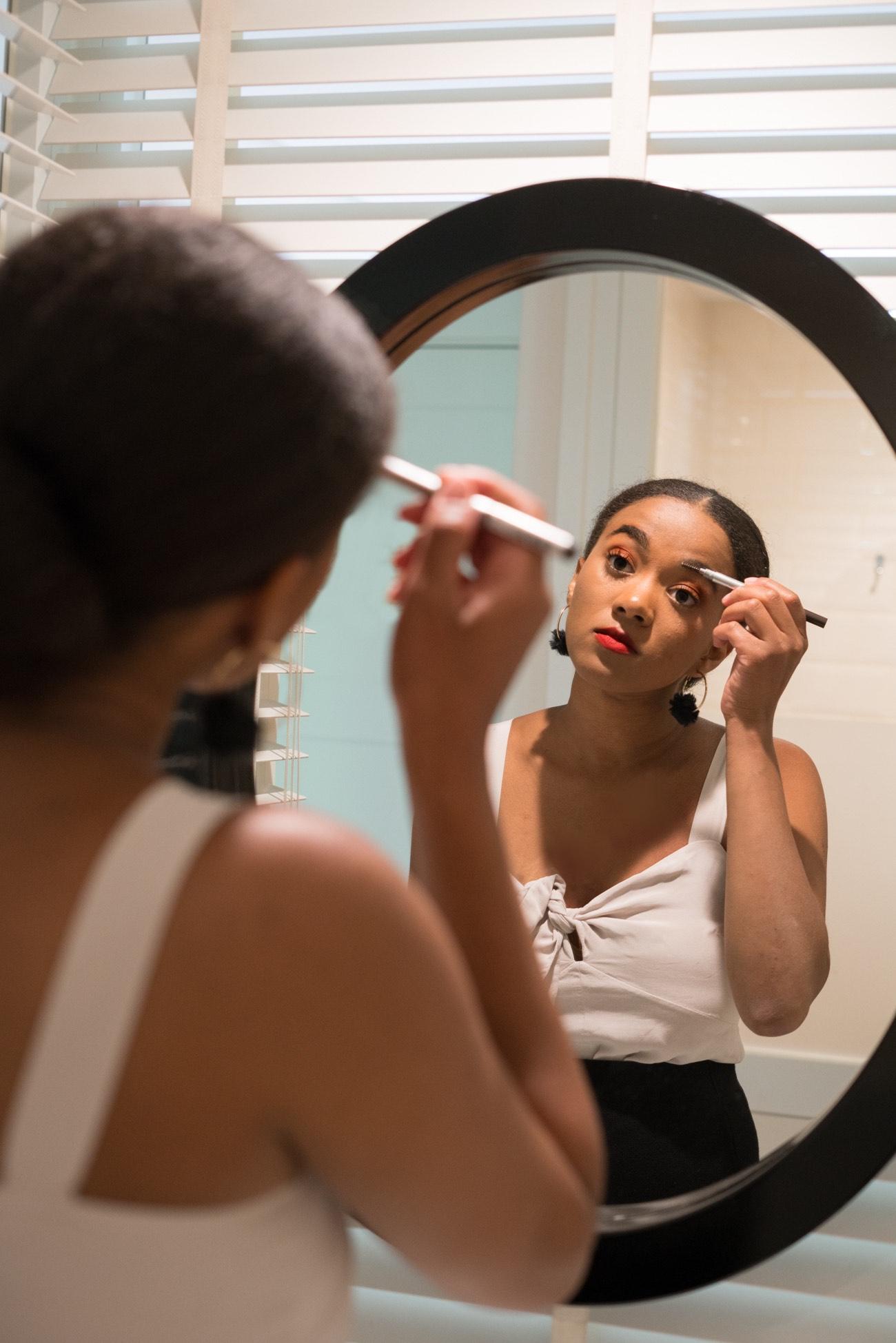 Herbstliches Makeup - Fall makeup