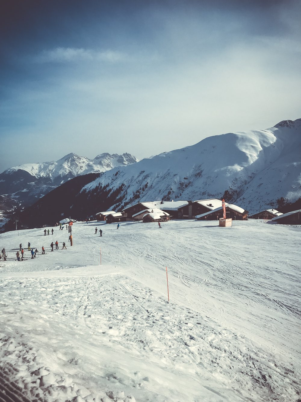 winter sports in switzerland