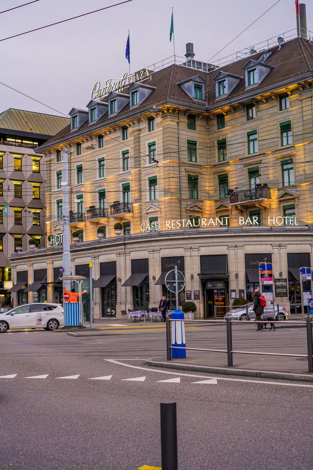 Zürich in Winter city guide