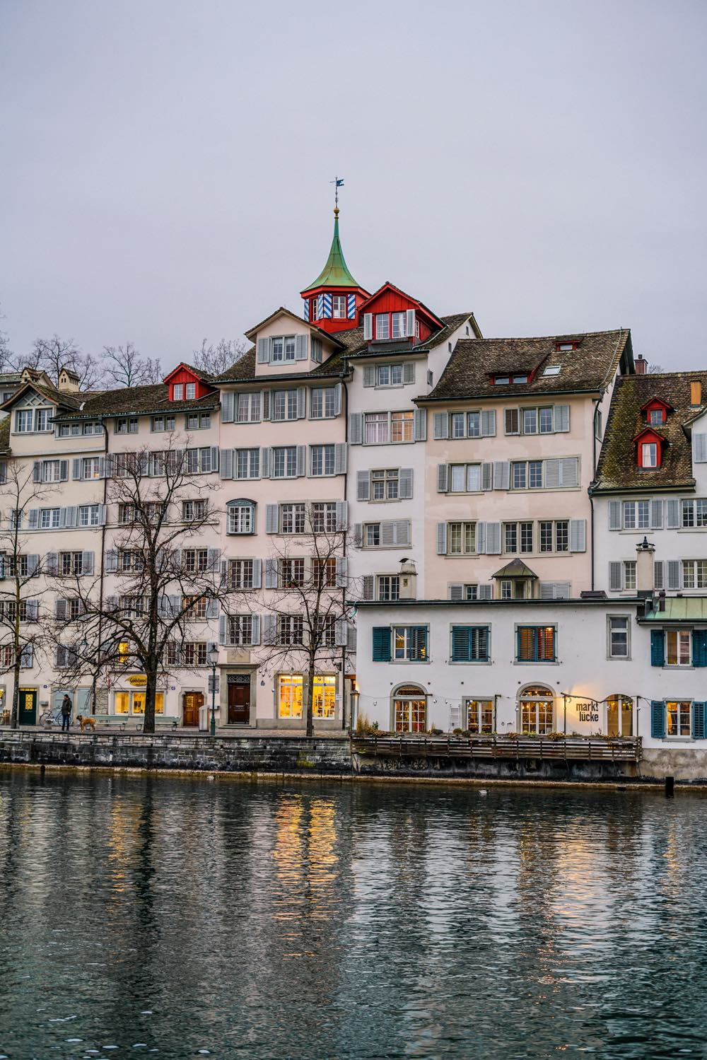 What to do in Zürich in Winter