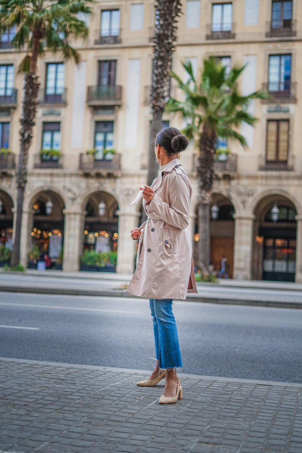 Barcelona Blogger Style how to become more disciplined