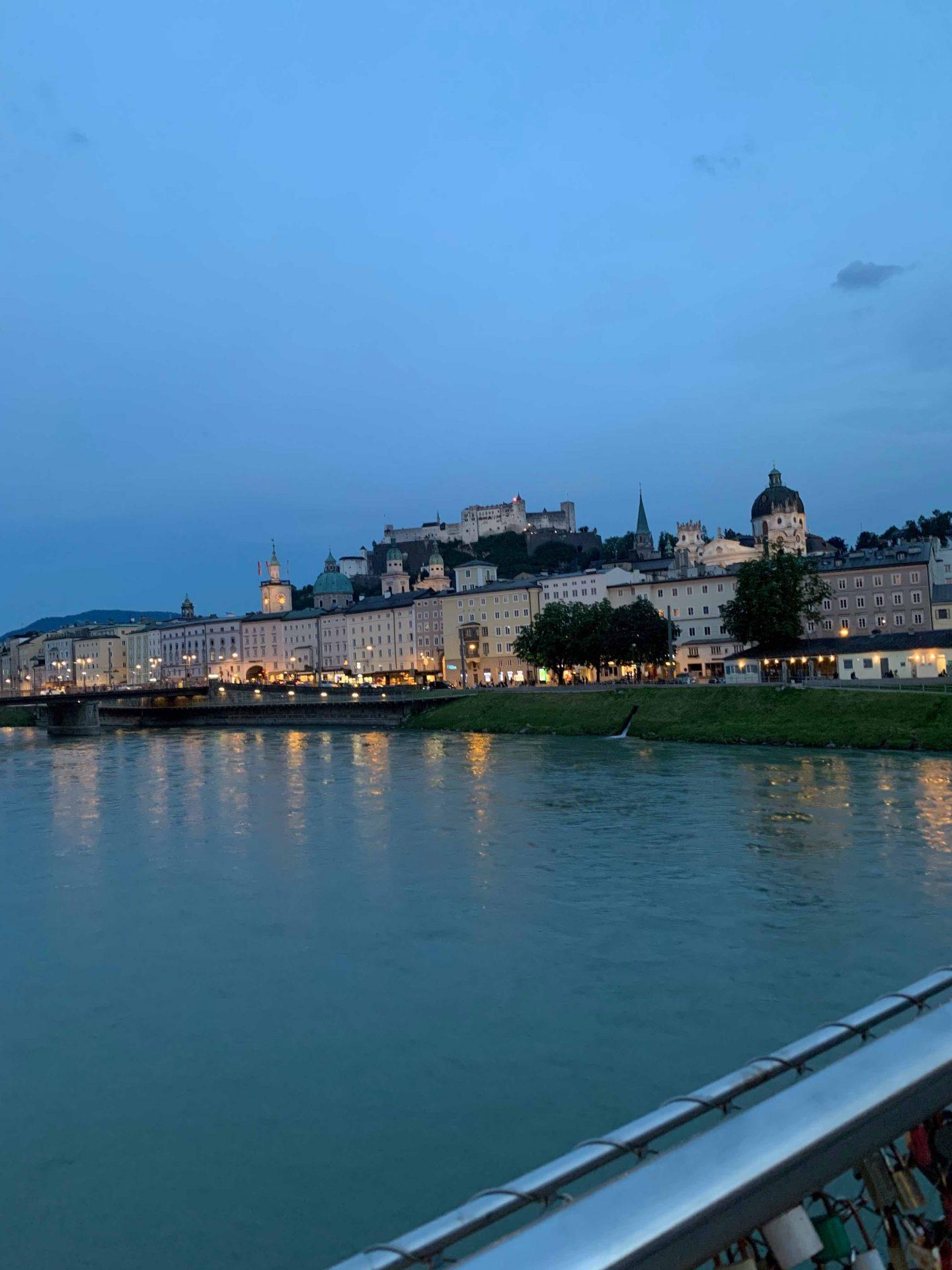 Salzburger Innenstadt Dinge die man in Salzburg tun kann