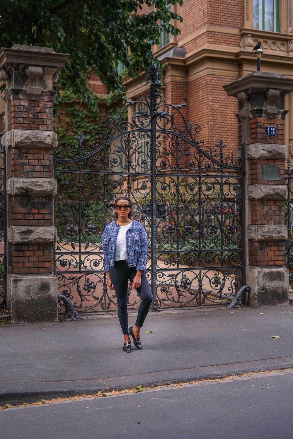 German Fashion Blogger Würzburg
