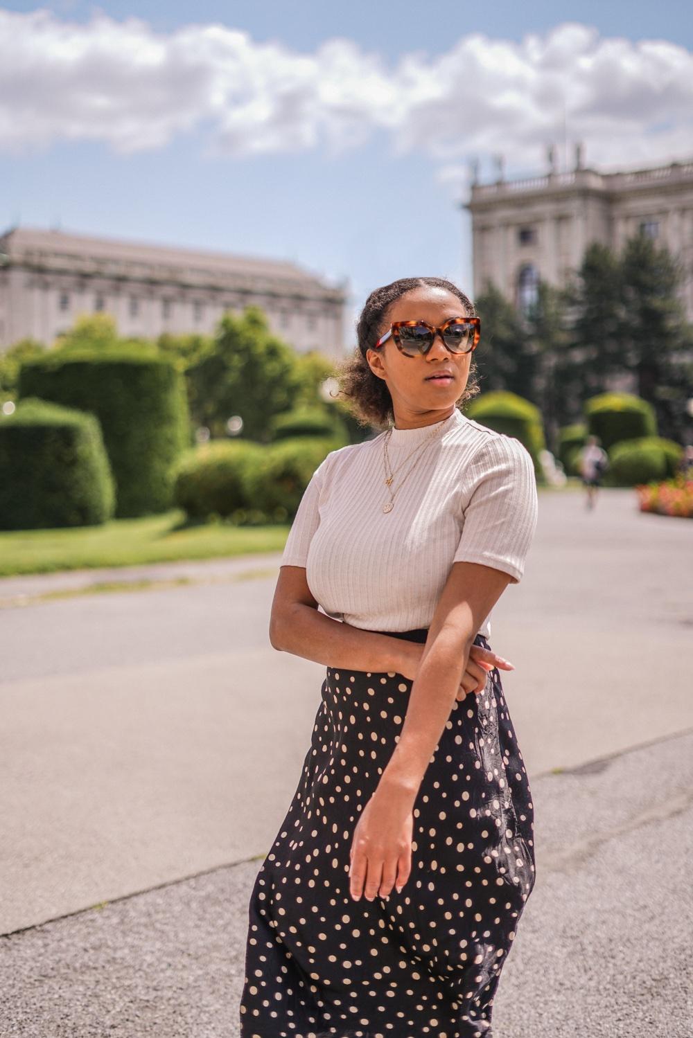 social media fasting German Fashion Blogger in Vienna