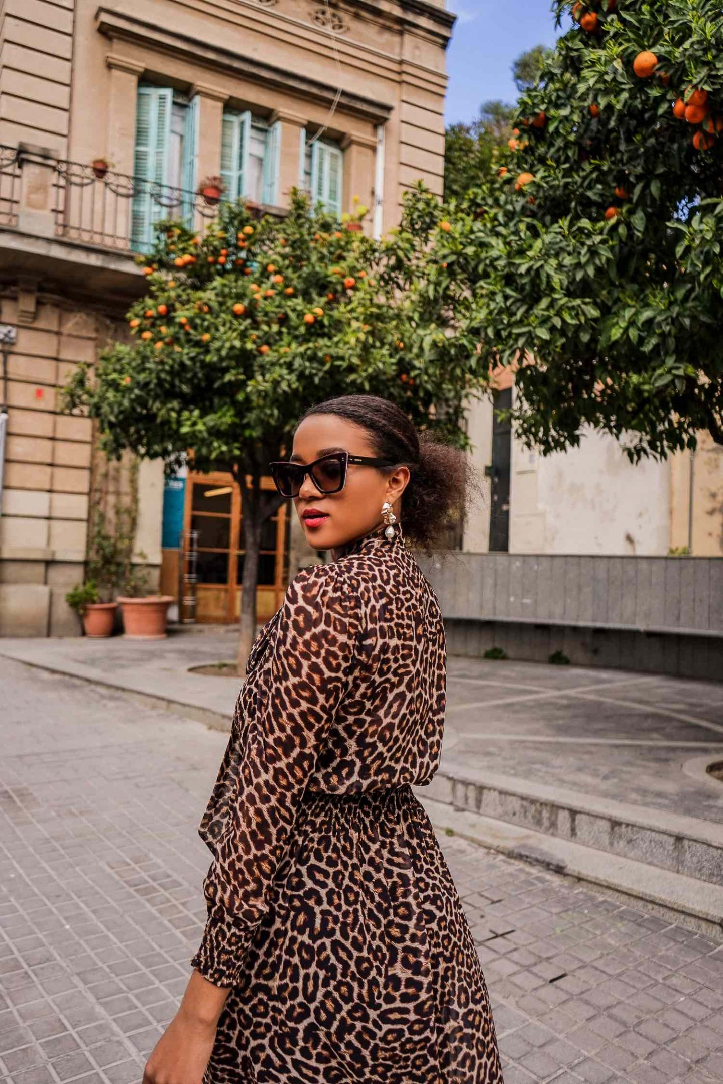 Black Fashion Blogger Black Lives Matter Barcelona Fashion Blogger