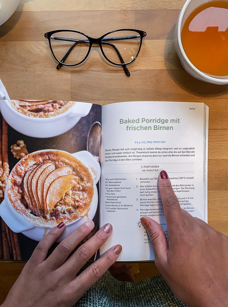 Sustainable gift guide After work places in Barcelona Kochen für die Umwelt Sustainable Cookbook