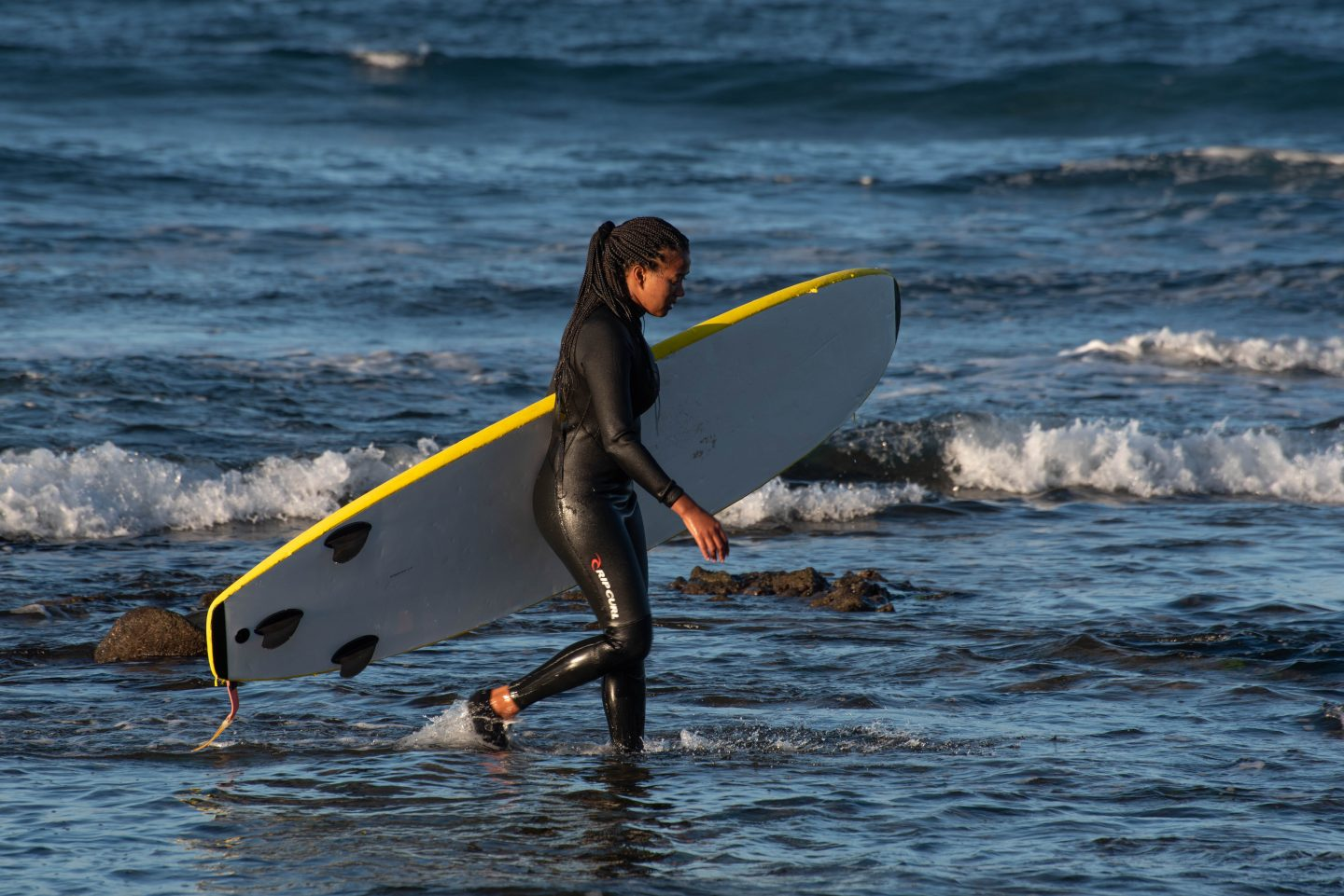 How Surfing Contributed to My Strong Mindset
