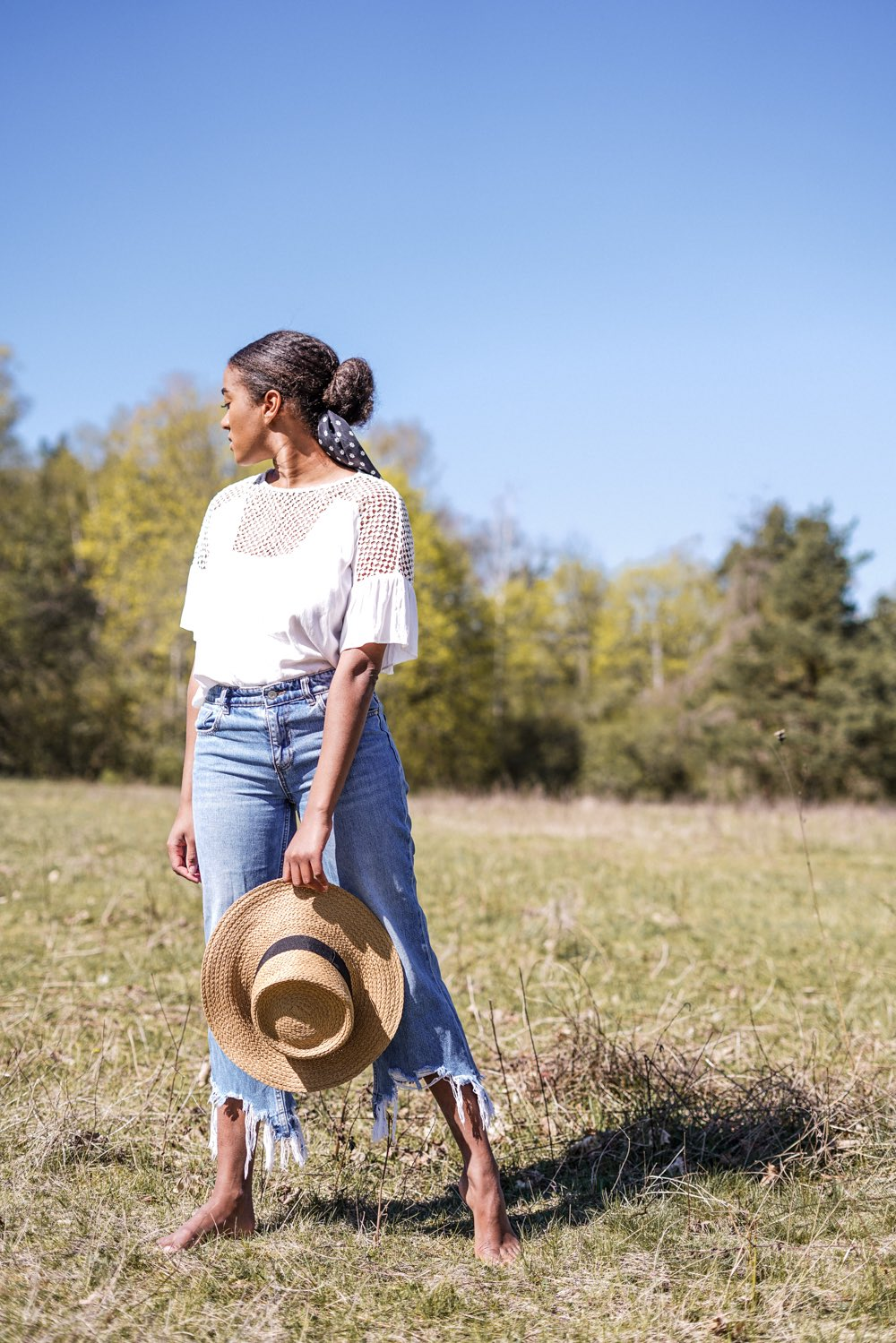 Favourite Outfit: Styling Staple Pieces for Spring