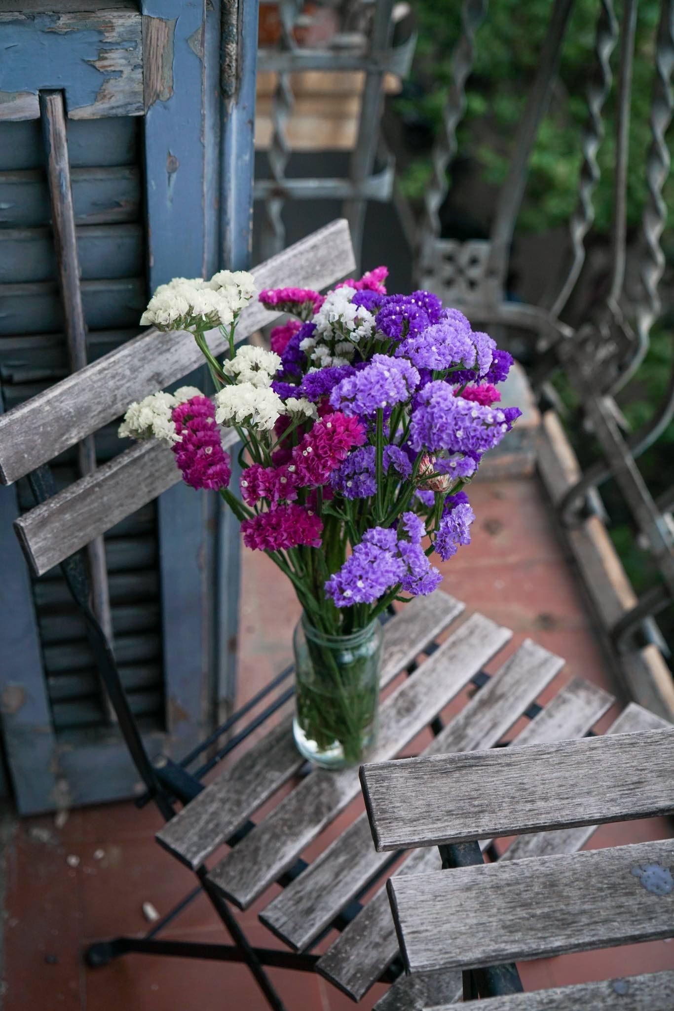 Flower Inspiration dry flowers