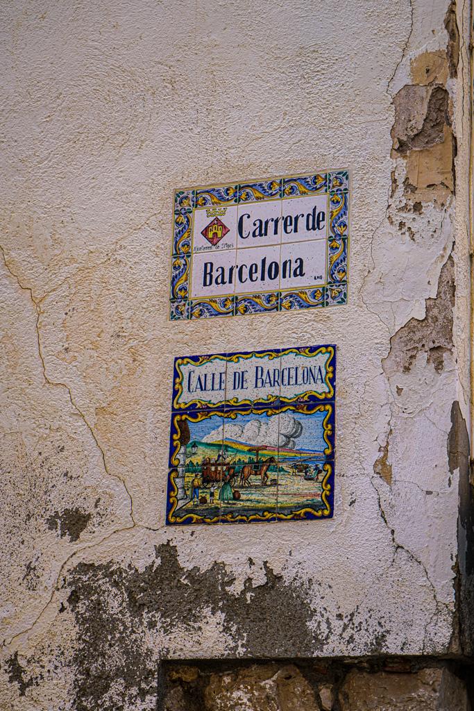 Sitges weekend trip, Catalunya Barcelona Costa Brava