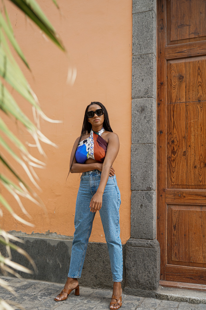 Black Fashion Blogger Girl