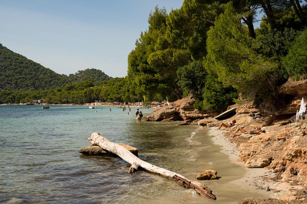 Platja de Formentor Bester Strand in Mallorca