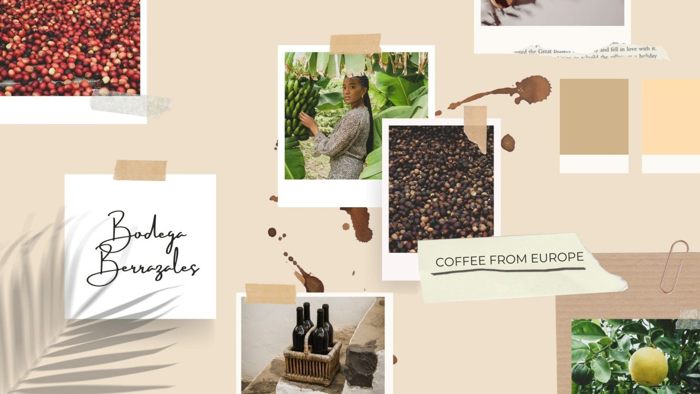 coffee plantation in Europe