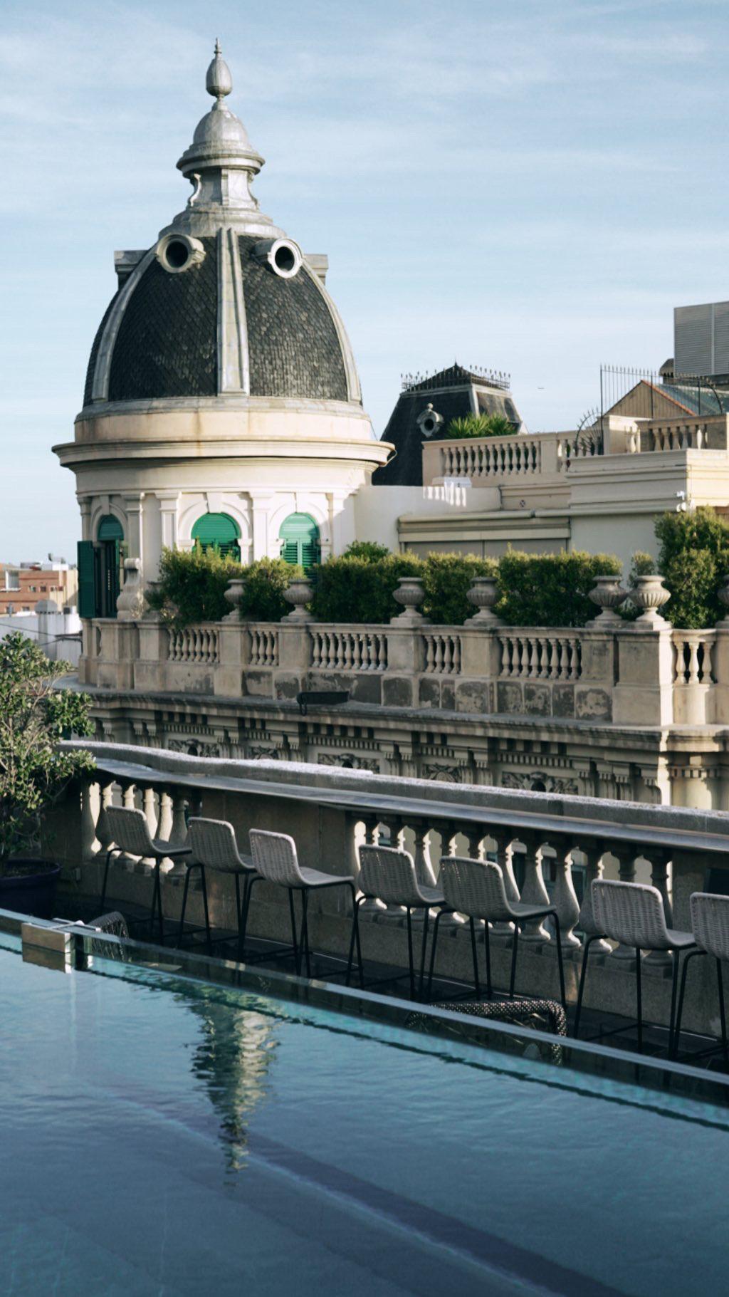Ohla Barcelona Rooftop Bar