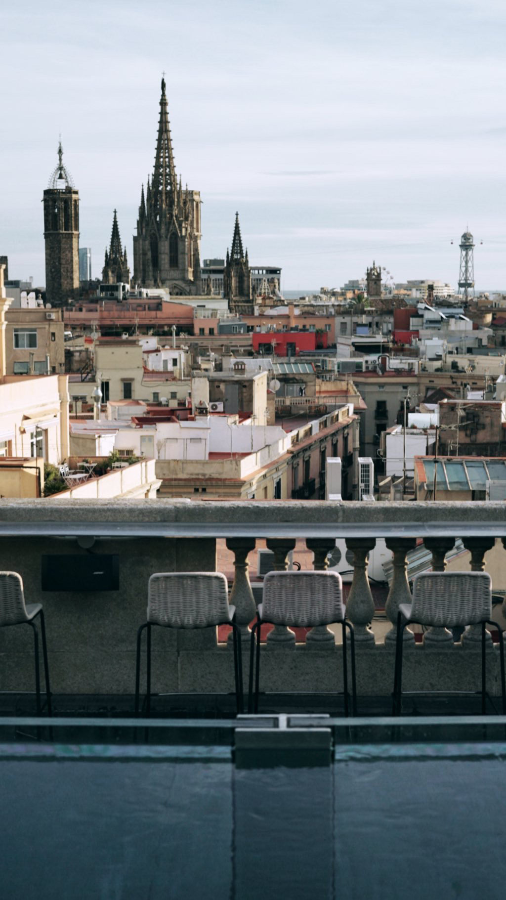 Ohla Barcleona Rooftop