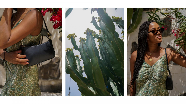 Braided Hairstyles Black Fashion blogger
