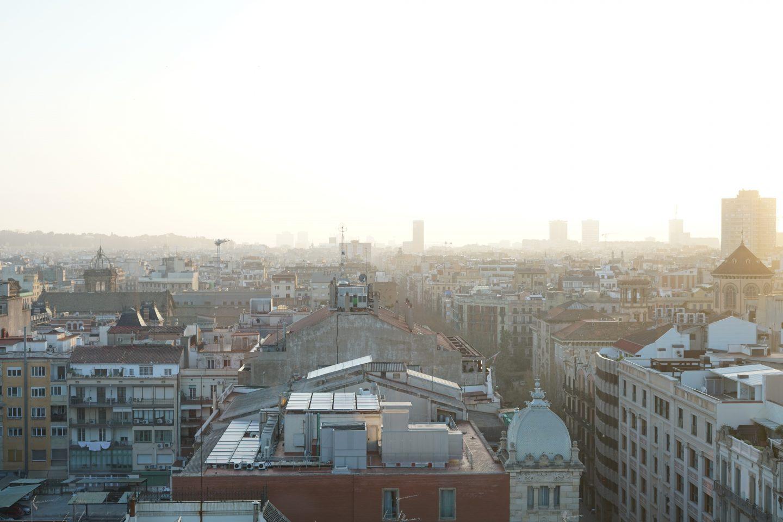 best rooftop bars in Barcelona