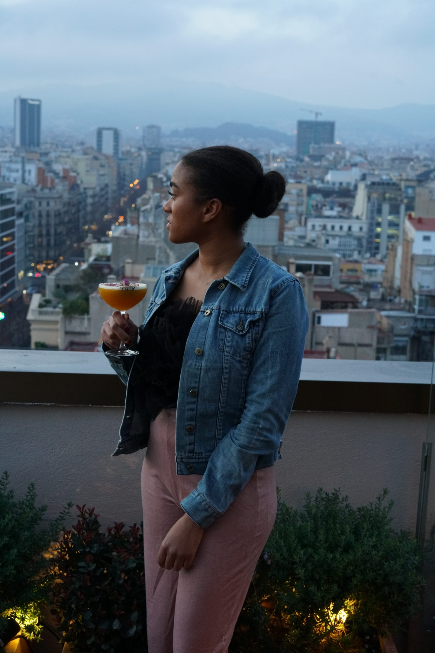 Eleven rooftop bar NH Hotel