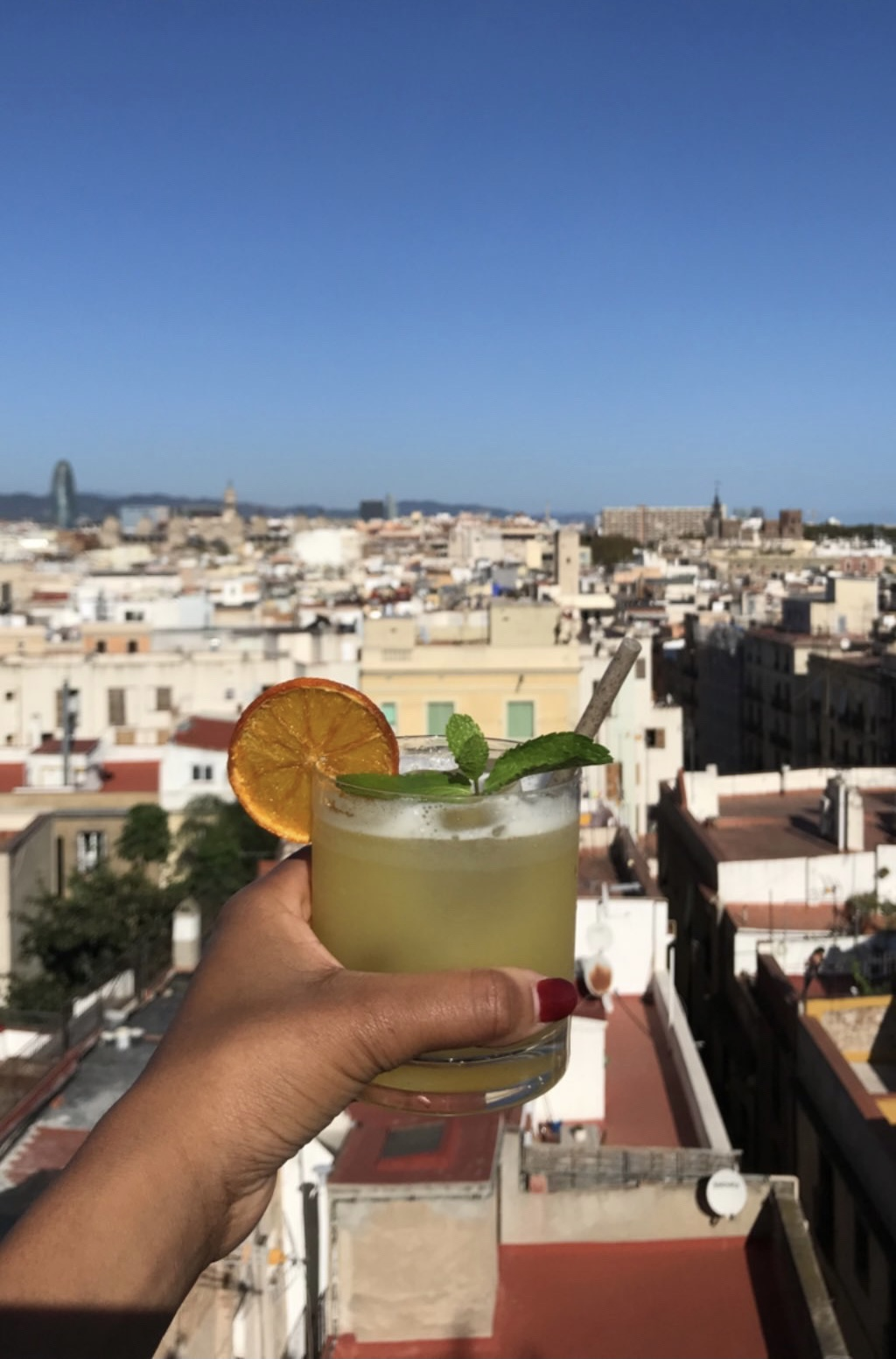 Gran Hotel Bar Barcelona